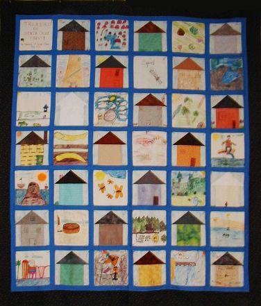 Quilting with Children : classroom quilt ideas - Adamdwight.com